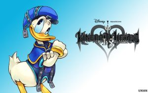 Donald - KH HD 1.5 ReMIX by UxianXIII