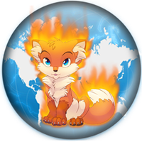 Firefox dock icon 2 by Atys01