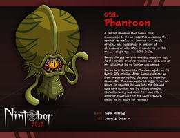 Nintober 058. Phantoon by fryguy64