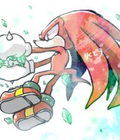 Knuckles 7 by riku-dou