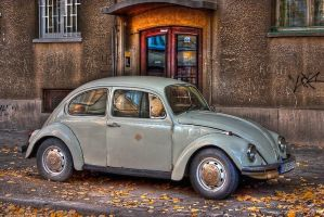 VW Beatle by ValdesBG