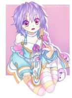 Patreon:Plutia by Girutea