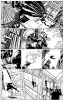 Batman dark Knight sequentials page 4 by Blasterkid