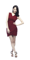 Min Kyung (Davichi) PNG Render by GAJMEditions