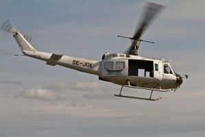 Bell UH-1H Iroquois by werneri