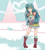 Cloudy with a Chance of Cleo by Lunare-chan