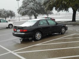 2001 Toyota Camry XLE [Beater] by TR0LLHAMMEREN
