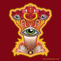 Third Eye by aaronsdesign