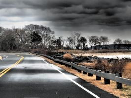 Road Lines by Doumanis