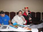 Me with Lou Albano by Tedbob