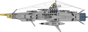 ISS Vengeance BB-168 for seventhfleet by Kelso323