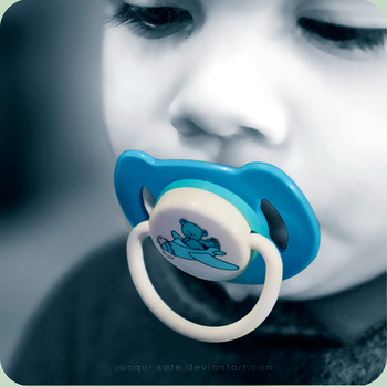 Pacifier. by jacqui-kate