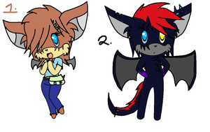 Sonic Adoptables 2 .:CLOSED:. by ChibiChibiWoofWoof
