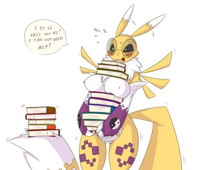 Stacking Books like a Pro! by Wouhlven
