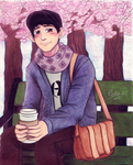 Under the Cherry Blossoms by Rinkulover4ever50592