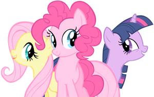Pinkie Pie Party by Somepony