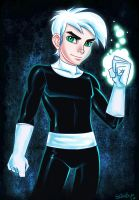 Danny Phantom by dreamwatcher7