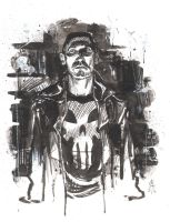 The Punisher by cmccormack414