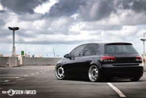 VW Golf MK6 by Quattr0