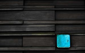 Blue box number 2 by orb9220 by artbhatta