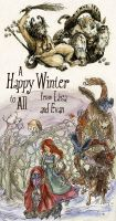 Happy Winter by teriathanin