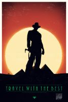 Travel with the best (Indiana Jones) by crqsf