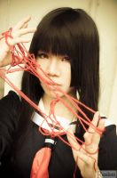 Jigoku Shoujo . Hell Girl . Emma Ai by Seke-Ume