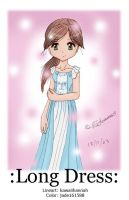 0002: Long Dress by jade161588