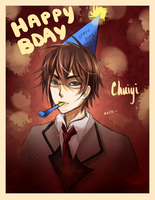 Happy Burfday Chuiyi by Eclipsing