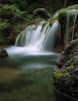 Silent flow by photogrifos