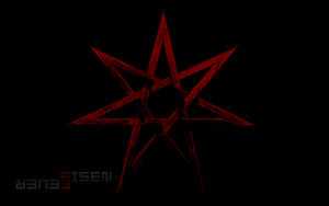 The Iron Septagram- 5 versions by EisenFeuer