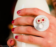 Milk Mug Ring by Alusaf