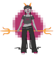 Meenah by Mags-Pi