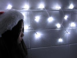 Recreation of Snowy Lights by chibifool
