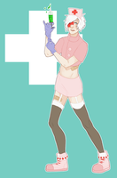 hello nurse by VEEDUBBZ