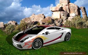 Gallardo Manipulation by Darwey