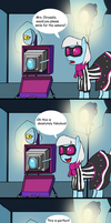 Most Creepy in Equestria by Helsaabi