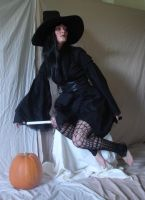 Gothic Witch 3 by mizzd-stock