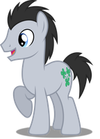 Vector #513 - Lucky Clover by DashieSparkle