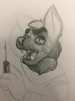 (Commission WIP) Needles by ShadesCyborg