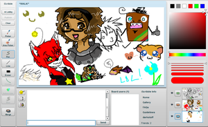 iScribble 3 by Frenchielover4ever