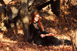 Maiden The Philologist by DieNessel