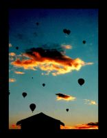 Because I love the sky by LarmeEterne