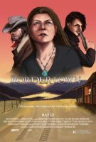 Bordertown Mock Movie Poster by CreativeImages