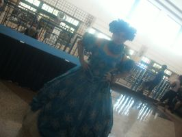Paradise Kiss ~ Metrocon 2012 by DespicablyAwesome