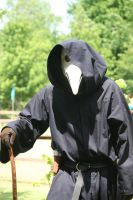 Plague Doctor II by SkyeStock