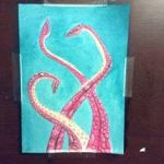 Tentacles Study by Airgid