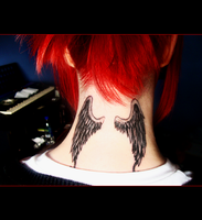 Wings Tattoo 2 by lisaaskew