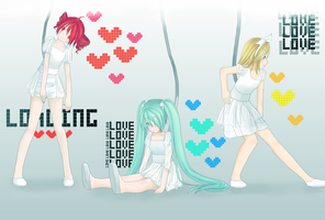 Vocaloid - Spring Of Life by Lucifer60