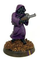 Cultist w SMG by RavenFeast